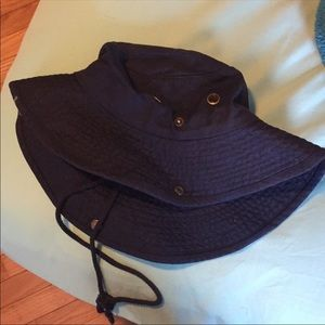 Accessories - STILL FOR SALE* Navy Blue Boat Hat